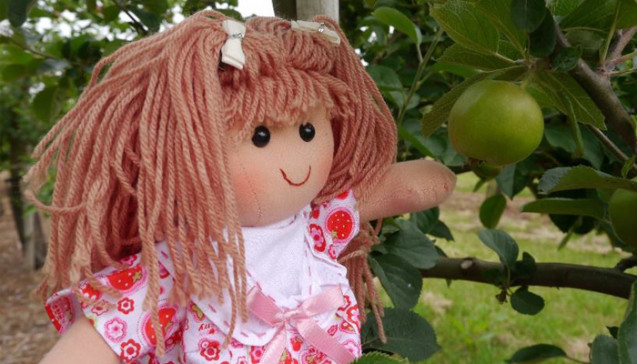 Doll-Making Borrower Expands With Book Series