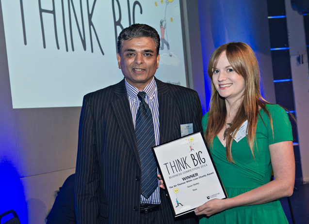 STWLC Supports Manufacturing and Technology Accolade at Think BIG Awards
